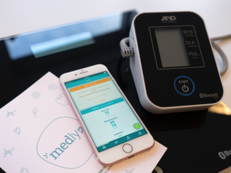 mobile-phone-based heart failure telemonitoring